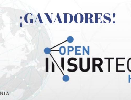 ? iGanadores del Open Insurtech Hub!