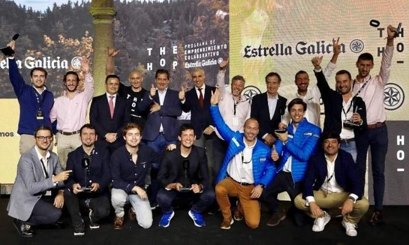 "🏆 Winners of the Estrella Galicia awards, ""TheHop 2019""!"