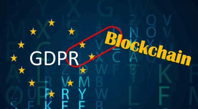 Blockchain & GDRP