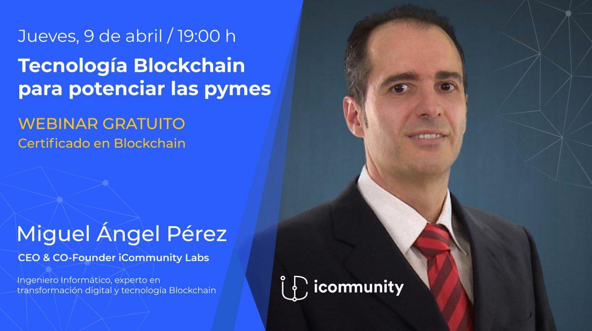 webinar blockchain