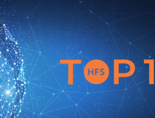 "Análisis del estudio ""HFS TOP 10 ENTERPRISE BLOCKCHAIN SERVICES 2020"""