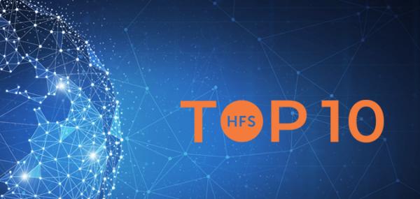 HFS TOP 10 SERVICIOS DE BLOCKCHAIN