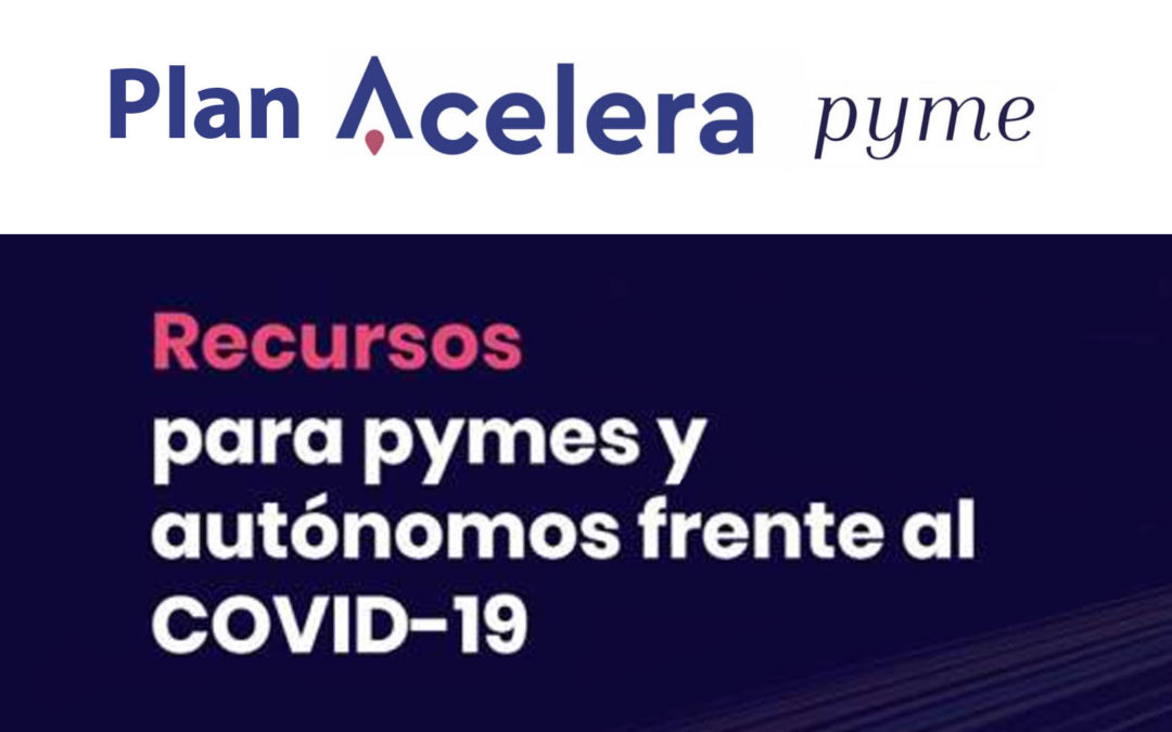 "iCommunity, collaborator in the ""Acelera PYME"" program"