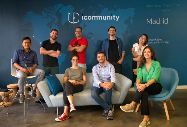 equipo icommunity