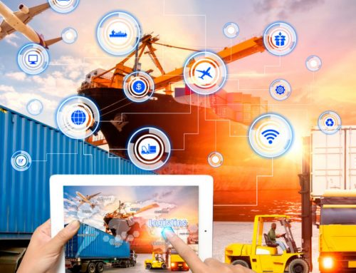 Digital transformation in logistics