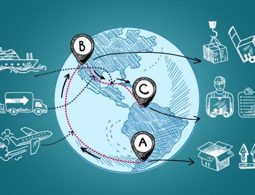 Beneficios de la tecnología blockchain en la cadena de suministro