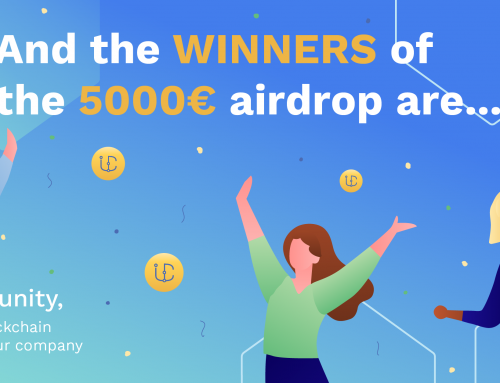 ¡Llegó el día! Estos son los 20 ganadores del airdrope de 5000€!