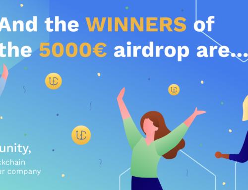 ¡Ya están aquí! Estos son los 20 ganadores del airdrope de la Fase2 de 5000€!